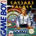 Caesars Palace Game Boy Front Cover