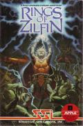 Rings of Zilfin Apple II Front Cover