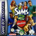 The Sims 2: Pets Game Boy Advance Front Cover