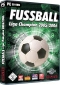 Fussball Liga Champion 2005/2006 Windows Front Cover