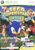 Sega Superstars Tennis / Xbox Live Arcade Compilation Disc Xbox 360 Front Cover