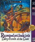Rumpelstiltskin's Labyrinth of the Lost Windows Front Cover