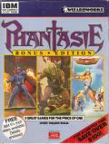 Phantasie: Bonus Edition DOS Front Cover