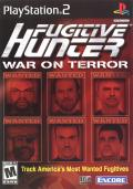 Fugitive Hunter: War on Terror PlayStation 2 Front Cover