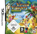 Virtual Villagers: Erschaffe dein Paradies! Nintendo DS Front Cover