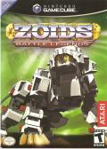Zoids: Battle Legends GameCube Front Cover