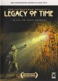 The Journeyman Project 3: Legacy of Time - 10th Anniversary Edition for Mac OS X Macintosh Front Cover