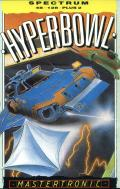 Hyperbowl ZX Spectrum Front Cover