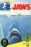 Jaws ZX Spectrum Front Cover