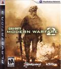 Call of Duty: Modern Warfare 2 PlayStation 3 Front Cover