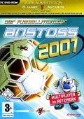 ANSTOSS 2007: Der Fußballmanager Windows Front Cover