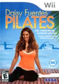 Daisy Fuentes Pilates Wii Front Cover