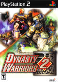 Dynasty Warriors 2 PlayStation 2 Front Cover
