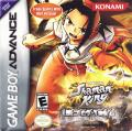 Shaman King: Legacy of the Spirits - Soaring Hawk Game Boy Advance Front Cover