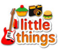Little Things Windows Front Cover