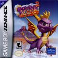 Spyro 2: Season of Flame Game Boy Advance Front Cover