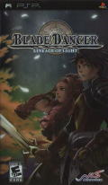 Blade Dancer: Lineage of Light PSP Front Cover
