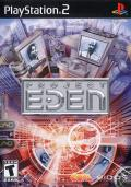 Project Eden PlayStation 2 Front Cover