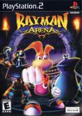 Rayman Arena PlayStation 2 Front Cover