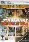 Star Wars: Empire at War - Gold Pack Windows Front Cover