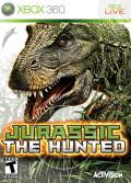 Jurassic: The Hunted Xbox 360 Front Cover