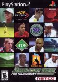 Smash Court Tennis: Pro Tournament PlayStation 2 Front Cover