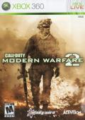 Call of Duty: Modern Warfare 2 Xbox 360 Front Cover