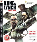 Kane & Lynch: Dead Men (Limited Edition) PlayStation 3 Front Cover