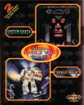 Telstar Double Value Games (System Shock and Space Hulk) DOS Front Cover