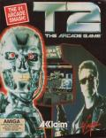 Terminator 2: Judgment Day Amiga Front Cover