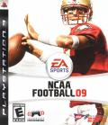 NCAA Football 09 PlayStation 3 Front Cover