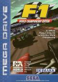 F1: World Championship Edition Genesis Front Cover