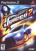 Juiced 2: Hot Import Nights PlayStation 2 Front Cover