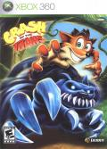Crash of the Titans Xbox 360 Front Cover