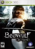 Beowulf: The Game Xbox 360 Front Cover