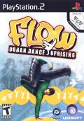 FLOW: Urban Dance Uprising PlayStation 2 Front Cover