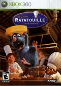 Ratatouille Xbox 360 Front Cover