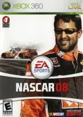 NASCAR 08 Xbox 360 Front Cover