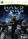 Halo Wars Xbox 360 Front Cover
