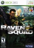 Raven Squad Xbox 360 Front Cover