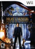 Night at the Museum: Battle of the Smithsonian Wii Front Cover