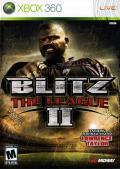 Blitz: The League II Xbox 360 Front Cover