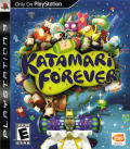 Katamari Forever PlayStation 3 Front Cover