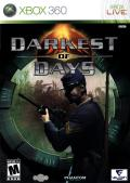 Darkest of Days Xbox 360 Front Cover