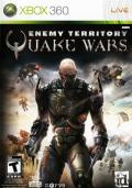 Enemy Territory: Quake Wars Xbox 360 Front Cover