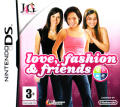Love, Fashion & Friends Nintendo DS Front Cover