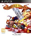 Fairytale Fights PlayStation 3 Front Cover