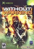 Without Warning Xbox Front Cover