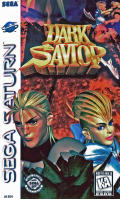 Dark Savior SEGA Saturn Front Cover