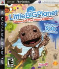 LittleBigPlanet: Game of the Year Edition PlayStation 3 Front Cover